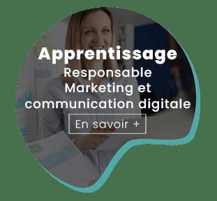Apprentissage Responsable Marketing et communication digitale en savoir +